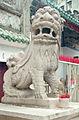Lion at Man Ho Temple (4790203978).jpg