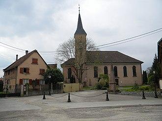 Lipsheim - Image: Lipsheim 028