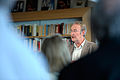 Litteraturprofessor Hans H. Skei vid ett evenmang om Nordiska radets litteraturpris i Oslo 2011-04-11.jpg