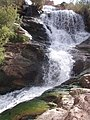 Little Dolores River Waterfall in Westwater Canyon, Utah 2.jpg