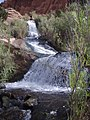 Little Dolores River Waterfall in Westwater Canyon, Utah 5.jpg