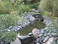 Little stream at the Japanese Park, September 2009 - panoramio.jpg