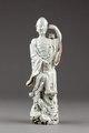 Liu Hai i porslin gjord i Kina på 1600-talet och övermålad i Europa senare - Hallwylska museet - 95593.tif