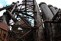 Living history at the Carrie Furnaces, Rankin PA (8907654617).jpg