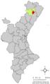 Localització d'Albocàsser respecte del País Valencià.png