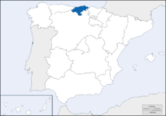 Location of Cantabria.png