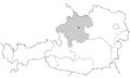 Location of Weisskirchen an der Traun (Austria, Oberoesterreich).png