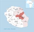 Locator map of Kanton Saint-Benoît-1 2018.png