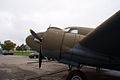 Lockheed C-60A Lodestar LEngine AirPark NMUSAF 26Sep09 (14619788123).jpg