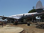 Lockheed L-1049E Indian Navy Naval Aviation Museum Plane 2.jpg