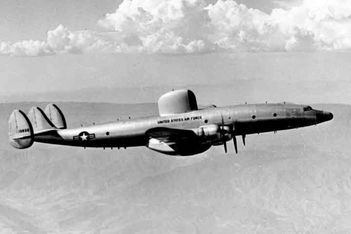 Lockheed RC-121C 1955