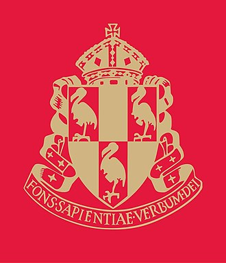The Prebendal School - Image: Logo Red cropped