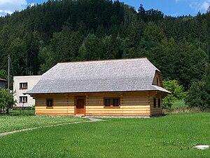 Dolní Lomná - Image: Lomna 1551
