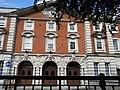 London-Woolwich, Market St, Town hall01.jpg
