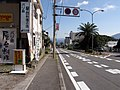 Long road to Beppu Beach - panoramio.jpg