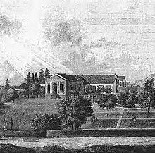 Longwood House, Napoleons Exilwohnsitz von 1815 bis zu seinem Tode 1821 (Quelle: Wikimedia)