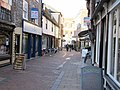 Looking past the Olde Sweet Shoppe - geograph.org.uk - 1729938.jpg