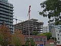 Looking south From Adelaide Street, at the new Globe and Mail building, 2015 10 05 (2).JPG - panoramio.jpg
