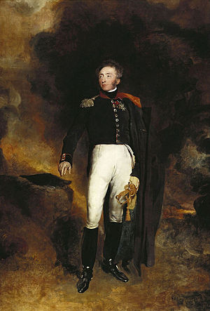 Louis Antoine, Duke of Angoulême -  Louis-Antoine d'Artois, Duke of Angoulême (by Thomas Lawrence, 1825)