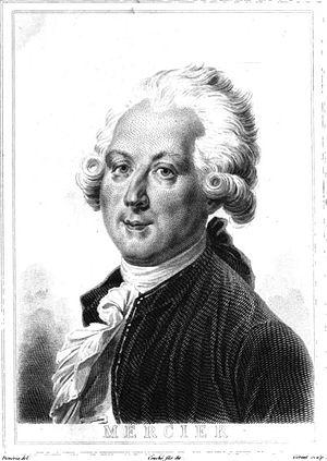 Louis-Sébastien Mercier cover