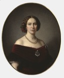 Lovisa, 1828-1871, drottning av Sverige (Amalia Lindegren) - Nationalmuseum - 18191.tif