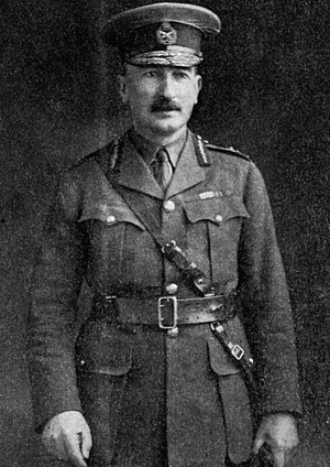 Claud Jacob - Lieutenant General Claud Jacob c.1916