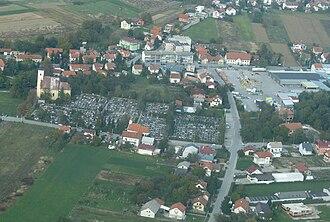 D1 road (Croatia) - Lučko, on the D1 route