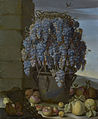 Luca Forte - Still Life with Grapes and other Fruit - 86.PC.517 - J. Paul Getty Museum.jpg