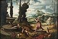 Lucas Gassel - Pyramus and Thisbe.jpg