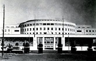 Istituto Luce - New seat of the Istituto Luce in 1937