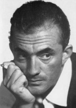 1963 Cannes Film Festival - Luchino Visconti, winner of the Palme d'Or