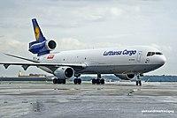 D-ALCM - MD11 - Lufthansa Cargo