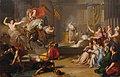 Luigi Sabatelli - Die Vetreibung Heliodors aus dem Tempel - 3762 - Kunsthistorisches Museum.jpg