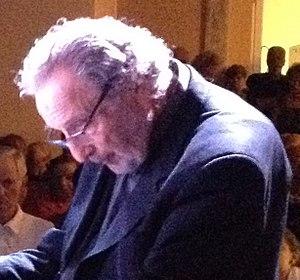 Luis Bacalov - Bacalov in 2014