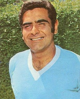 Luis Cubilla Uruguayan footballer and coach