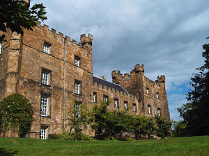 Lumley Castle - Lumley Castle in 2005