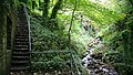 Lumsdale Valley Industrial Archaeological Site - geograph.org.uk - 582641.jpg