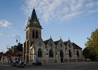 Lusigny-sur-Barse Commune in Grand Est, France