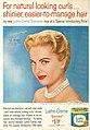 Lustre Crème Shampoo ad with Martha Hyer, 1960.jpg