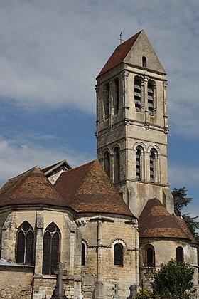 Bon Vendredi 280px-Luzarches_Saint-C%C3%B4me-et-Saint-Damien_281