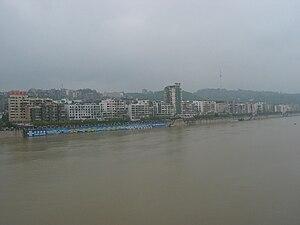 Tuo River - Tuo River in Luzhou