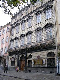 Lviv - Kornyakt Palace.jpg