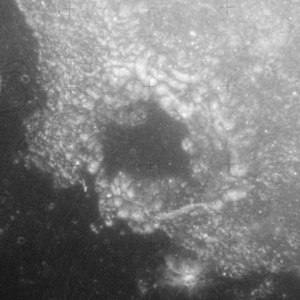 Lyell (lunar crater) - Image: Lyell crater AS17 M 2240