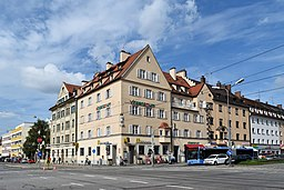 Fürstenrieder Straße in München