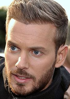 M. Pokora French singer and songwriter