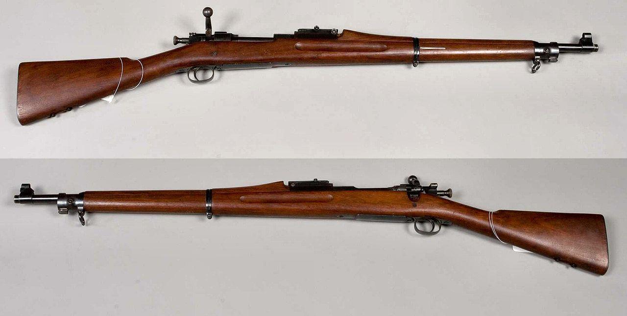 M1903 Springfield - USA - 30-06 - Armémuseum.jpg
