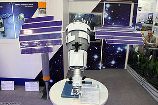 series of Russian commercial Earth observation satellites