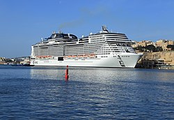 MSC Meraviglia Grand Harbour Malta 20180307 03.jpg
