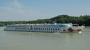 A-ROSA Flussschiff - Image: MS A Rosa Bella