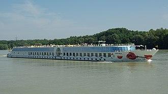 A'Rosa Cruises - Image: MS A Rosa Bella